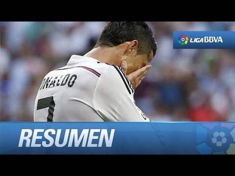 Resumen de Real Madrid (2-2) Valencia CF
