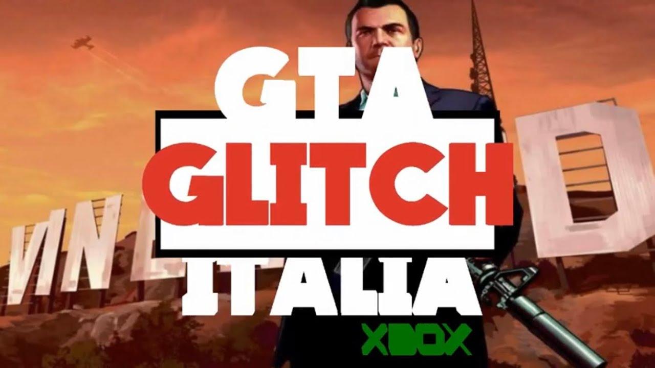 GLITCH GTA 5 ONLINE MODDARE AUTO E LIVREE SEGRETE XBOX