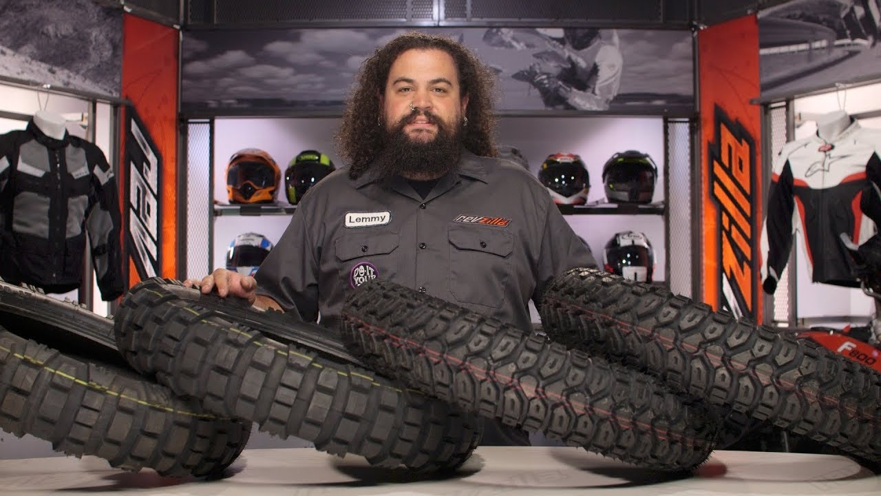 Best Dual Sport Motorcycle Tires At Revzilla Com