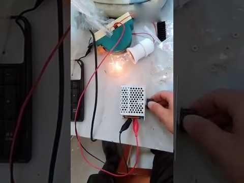 Hochleistung 4000W AC 220v Spannung Regler Drehzahlregler Gehäuse Spannungsregler Dimmer Motor Licht