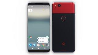 Google Pixel 2XL first look! much nicer!