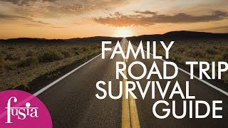 ROAD TRIP TIPS WITH KIDS │ mAMI DIARIES WITH AMI DESAI