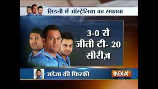 vuclip Cricket Ki Baat: India Beat Australia by 7 Wickets with a 3-0 Clean Sweep of T20 Series