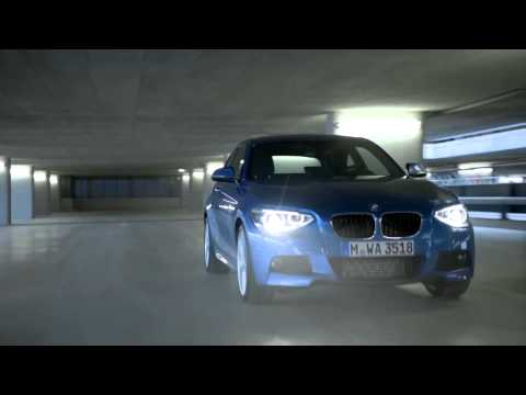 2013 New BMW 1 Series M-sport 2-door. Dynamic Driving Commercial. HD.