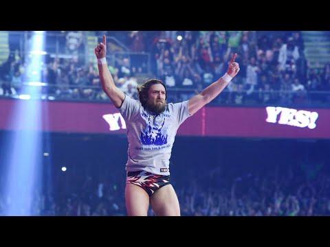 Daniel Bryan's WWE UK Tour Matches Revealed