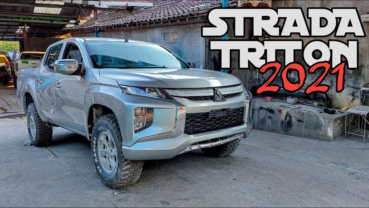 PROSES STRADA TRITON 2016 UPGRADE 2021‼️