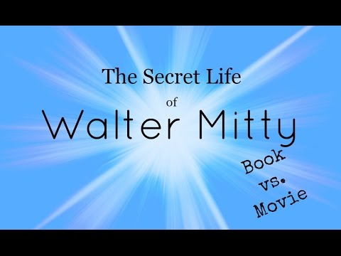 Walter Mitty Book