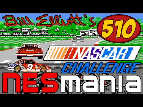 510/714 Bill Elliott's NASCAR Challenge - NESMania