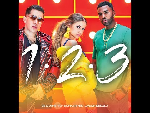 Sofia Reyes - 1, 2, 3 (feat. Jason Derulo & De La Ghetto)[Official Vertical Video]