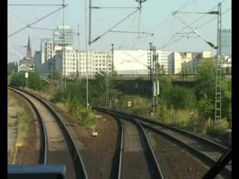 Führerstandsmitfahrt - EC 47 (BWE) Berlin Ostbahnhof nach Frankfurt (Oder) Train Cab Ride Warszawa