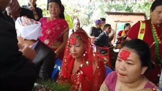 Nepali magar culture prem+madhu
