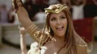 PePepsi Commercial HD   We Will Rock You Ft  Britney Spears  Beyonce  Pink & Enrique Iglesias HQ Teh