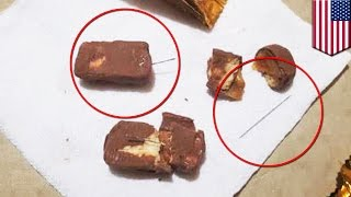 Halloween horrors: Police urge parents to check candies after needles were found inside - TomoNews