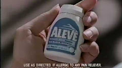 Aleve Commercial (1995)