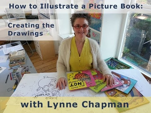 How to Illustrate a Picture Book: Creating the Drawings streaming vf