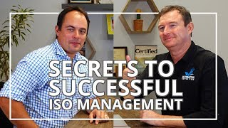 How To Work On The Business, Not In The Business - Keys to a Successful ISO Management System