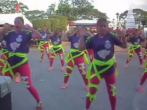 STA RITA ZUMBA DANCERS 2015