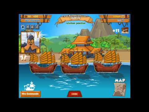 Caribbean Admiral 2 Video RyPlay
