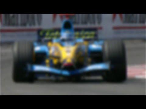 F1 2004 Monaco - Race Highlights