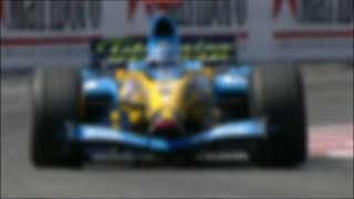 F1 2004 Monaco - Highlights
