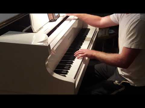 Kansas - Dust In The Wind (NEW PIANO COVER w/ SHEET MUSIC)