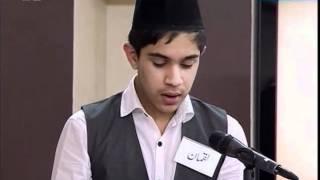 Gulshan-e-Waqfe Nau Atfal, 29 Jan 2012, Educational class with Hadhrat Mirza Masroor Ahmad(aba)