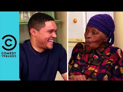 Trevor's Childhood Secrets | The Daily Show With Trevor Noah