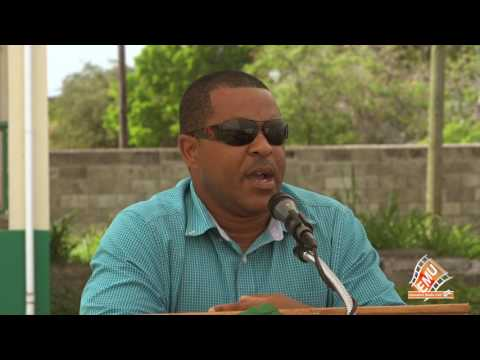 St.Kitts CEMSS:CFBC HYDROPONICS PROGRAM LAUNCH 2017