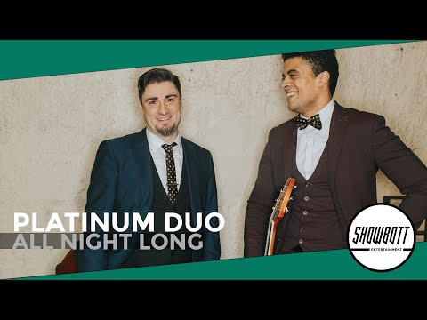 platinum-duo---live-looping-acoustic-duo-available-for-weddings-&-events---showbott-entertainment