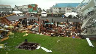 Category 5 Mexico Beach, FL Massive devastation from Hurricane Michael - 10/10/2018 thumbnail