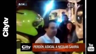 Citytv: Perdón judicial a Nicolás Gaviria