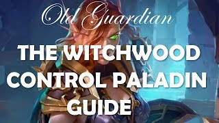How to play Control Paladin (The Witchwood Hearthstone deck guide)