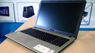 ноутбук ASUS VivoBook X540NV Intel Pentium N4200/4Gb DDR3/HDD 500Gb, новый