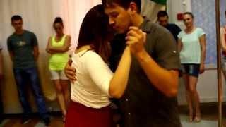 Первое Бесплатное занятие Курсы аргентинского танго