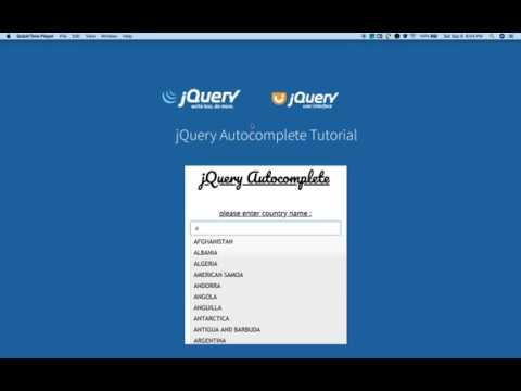 Invoice System Using jQuery AutoComplete