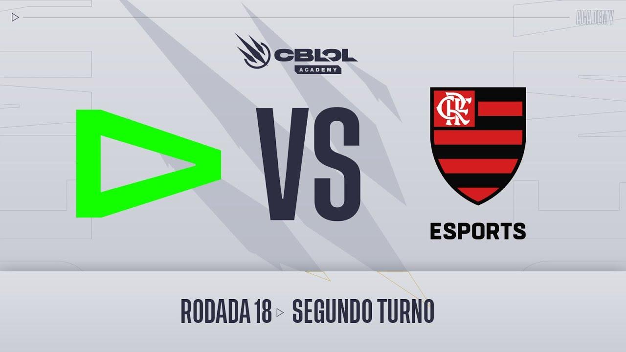 CBLOL Academy 2021: 2ª Etapa - Fase de Pontos | LOUD Academy x Flamengo Academy (2º Turno)