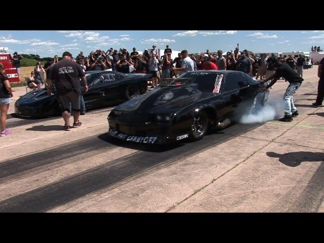BIG TIRE Racing for $10,000 CA$H - Kye Kelley, John Doe, Birdman