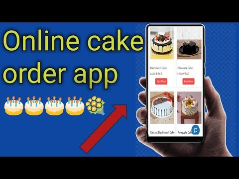How To Order Cake Online In India 2019 | How To Use Cakezz App 2019