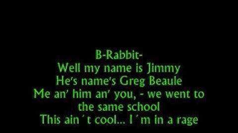 brabbit and future freestyle sweet home alabama  with lyrics