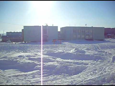 Dikson, Russia, Arctic, May - Диксон, май