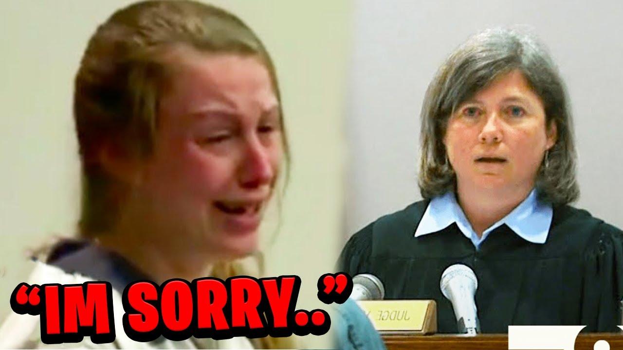 Download Judge sentences Daughter to Death..  (emotional)