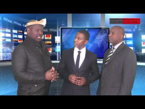 Asikhulumele phezulu - Blocking of Mthwakazi Ndebele King (Bulelani Lobengula Khumalo