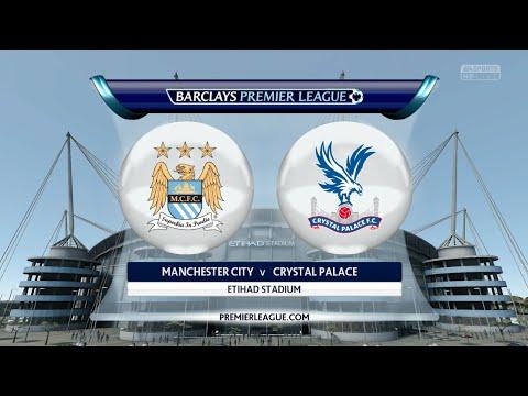 FIFA 16 - Manchester City vs. Crystal Palace @ Etihad Stadium