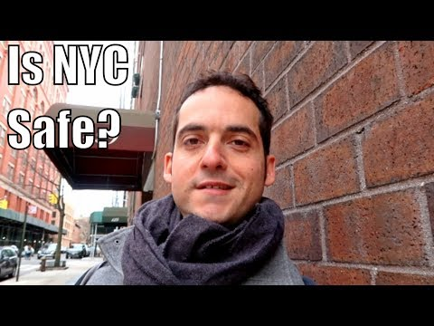8 WAYS TO STAY SAFE in NYC ! How Safe is New York City?🗽 (Real Talk)