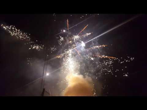 2016 Appi Fireworks Finale