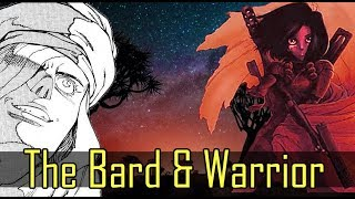 Battle Angel Alita:  A Tale of Kaos, The Bard and the Warrior