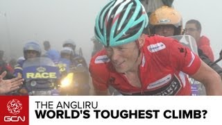 The Angliru - The Hardest Climb In Professional Cycling?