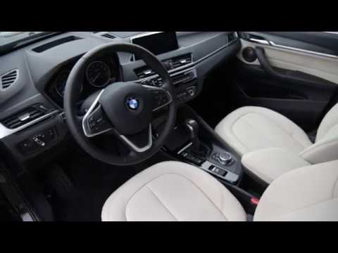 2016 Bmw X1 Oyster Interior Footage 360p 30fps