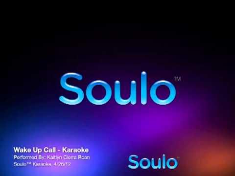 Wake Up Call (Karaoke)