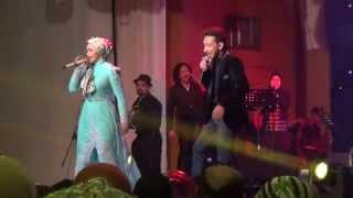 Sedang Ingin Bercinta -  Siti Nurhaliza feat Zizan Secretaries Week Royale Chulan 2013